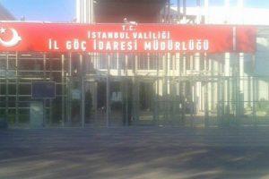 istanbul göç idaresi telefonu
