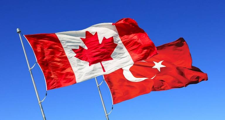Türkiye Kanada çalışma izni alma