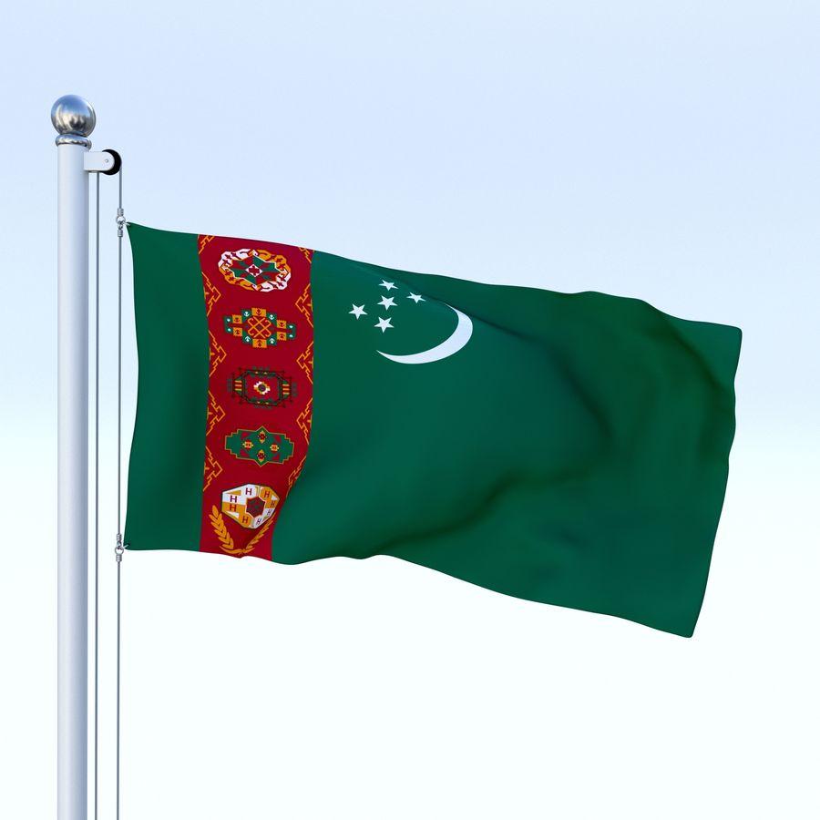 Türkmenistan oturma izni randevu
