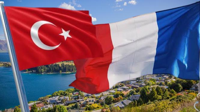 Fransada Türklere oturma izni başvurusu