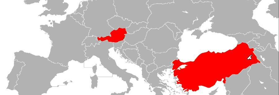 Avusturyada Türklere çalışma izni başvurusu